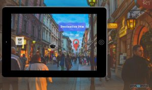 The Essence of Augmented Reality in User Experience