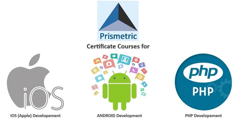 Prismetric Training Courses