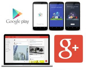 Both Google Play Store and Google Plus Got a Facelift – What You Need to Know