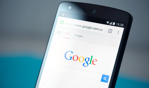 Google-search-on-Android-Phone