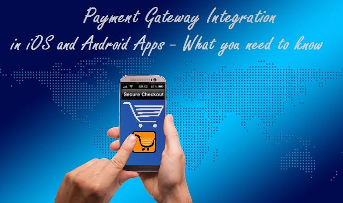 M-commerce payment integration