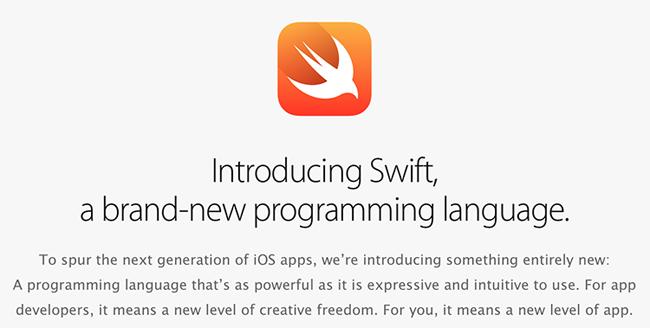 Swift image 1