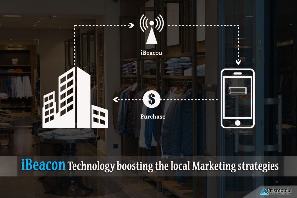 ibeacon Technology for local marketing