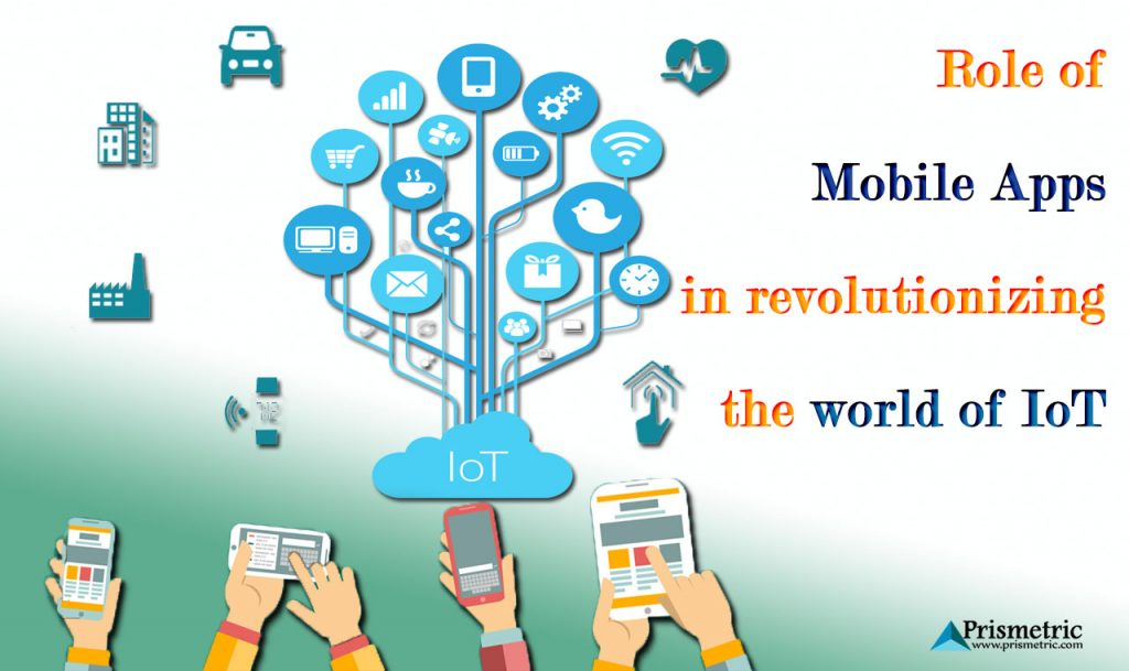 Mobile Apps in revolutionizing the world of IoT