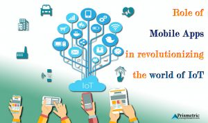 Role of Mobile Apps in revolutionizing the world of IoT